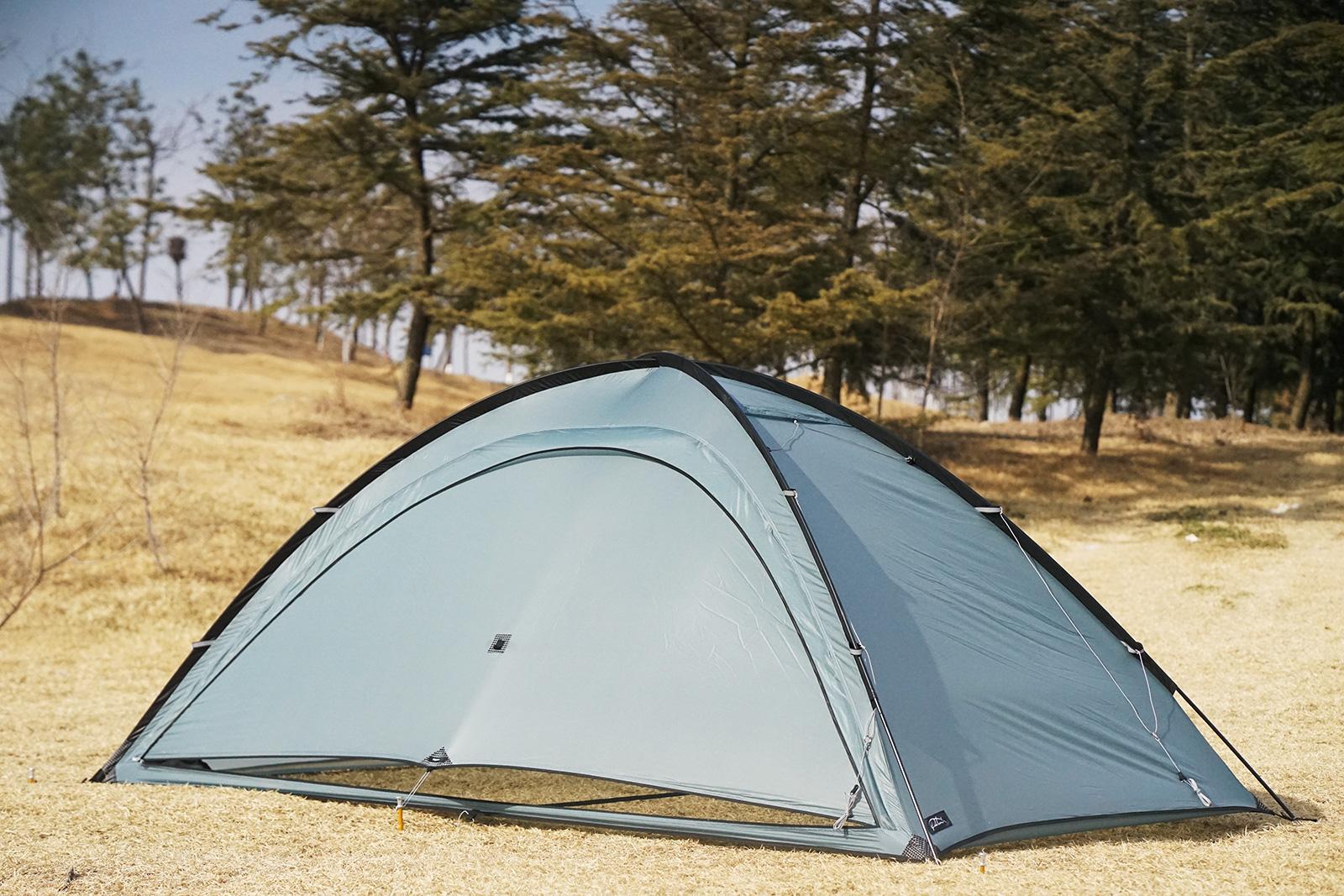 Pre Tents Ridgeline