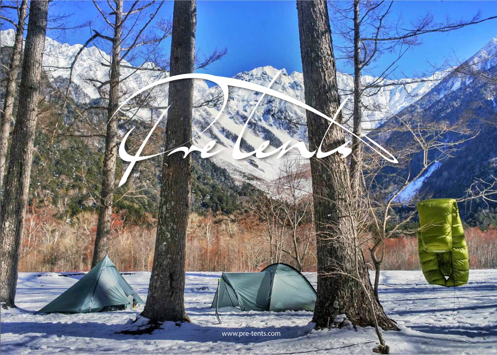 Pre Tents 2019 Product Catalog